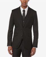 Perry Ellis Men's Slim-Fit Tonal-Stripe Suit Jacket