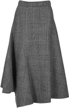 J.W.Anderson Spiral Skirt