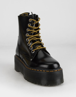Dr. Martens Jadon Max Womens Platform Boots
