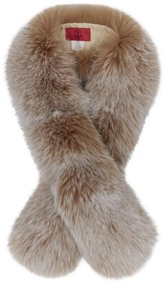 Canadian Hat Fox Fur Collar