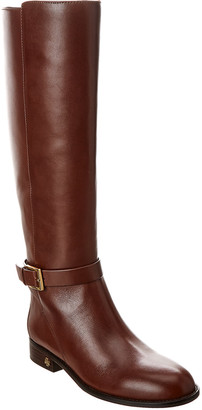 Tory Burch Brooke Leather Knee Boot