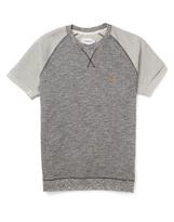 Farah Slub Short Sleeve Sweatshirt