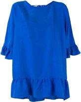P.A.R.O.S.H. ruffled blouse - women - Silk - S
