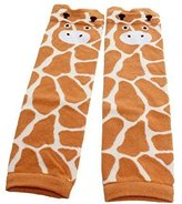 Kid's Basic Little Boys' Cute Animal Leg Warmer
