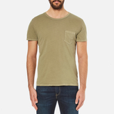 Gant Men's Loose TShirt - Army Green
