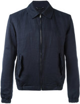 Gieves & Hawkes - Harrington jacket - men - Linen/Flax/viscose - S