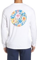 Tommy Bahama Men's Big & Tall 'Relax Ninety Three' Graphic Long Sleeve T-Shirt