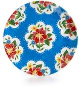 Certified International Frida Blue Melamine Salad Plate