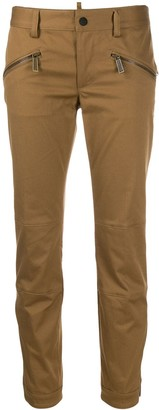 DSQUARED2 Low Rise Skinny Trousers