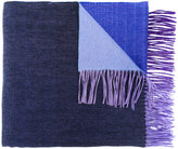 Paul Smith fringed scarf