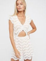 Nightcap Clothing Mariposa Playsuit by at Free People