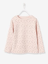 Vertbaudet Girls Printed Sweatshirt