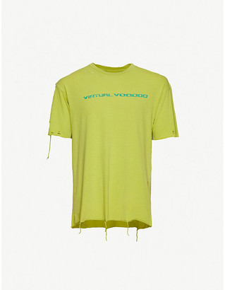 Alchemist Virtual Voodoo cotton-jersey T-shirt