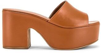 Larroude The Miso Platform Sandal