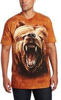 The Mountain Mens Grizzly Growl T-Shirt