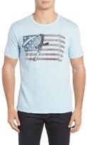 Lucky Brand Men's Fender Flag Graphic T-Shirt