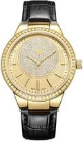 JBW Women's J6345C Camille 0.16 ctw 18k -plated stainless-steel Diamond Watch