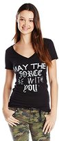 Star Wars Juniors' Force Fonts Graphic T-Shirt