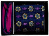 Ted Baker Olivia Botanical Silk Tie & Pocket Square Set