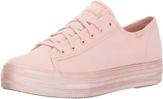 Keds Women's TPL Kick Shimmer Can. Fashion Sneaker