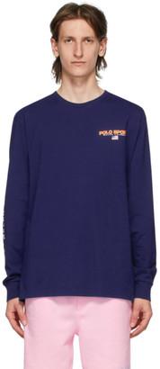 Polo Ralph Lauren Blue Long Sleeve T-Shirt