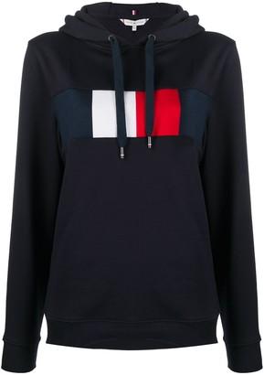 Tommy Hilfiger Stella colour block hoodie