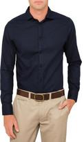 Armani Jeans Tonal Striped Shirt