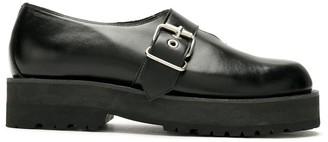 Reinaldo Lourenço Buckled Oxford Shoes