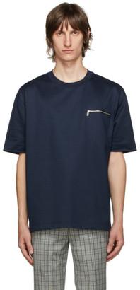 HUGO BOSS Navy Dalzo T-Shirt