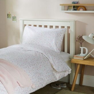 The White Company Annabel Bed Linen Set, Multi, Cot Bed