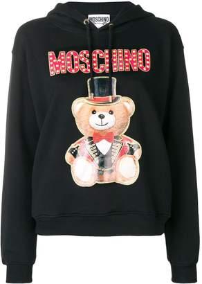 Moschino Teddy Circus sweatshirt