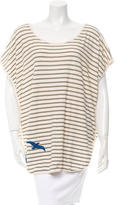 Stella McCartney Terrycloth Striped Top