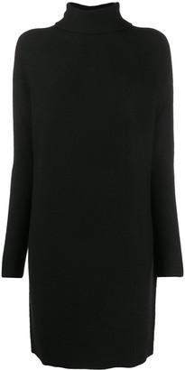 Christian Wijnants Roll Neck Sweater Dress