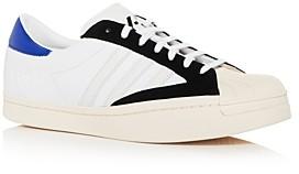 Y-3 Men's Yohji Star Color Block Low Top Sneakers