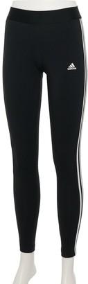 adidas Women's 3-Stripe High-Waisted Leggings