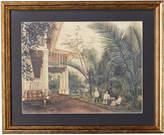 OKA Gulangyu Island Garden Framed Print