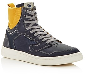 G Star Men's Mimemis High-Top Sneakers