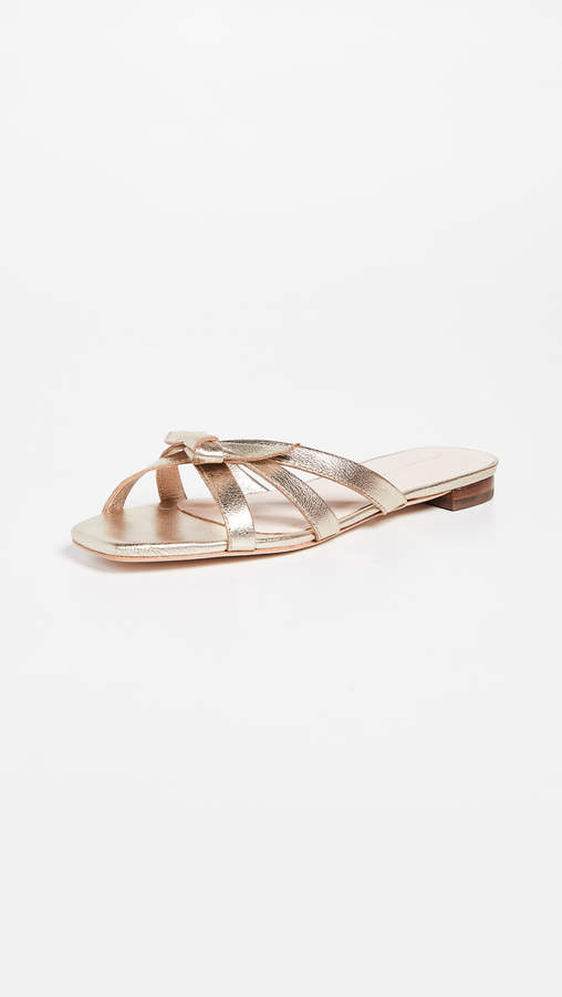 97e34f40a Loeffler Randall Toe Strap Women's Sandals - ShopStyle