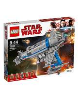 Lego Star Wars Resistance Bomber