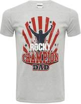 M&Co Rocky Champion Dad T-shirt