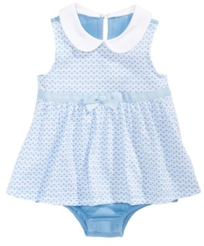 First Impressions Baby Girls Heart-Print Sunsuit, Created for Macy's