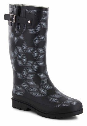 Western Chief Women's Waterproof Printed Tall Rain Boot Boot