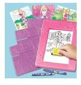 Barbie Mix, Match & Color Activity Set