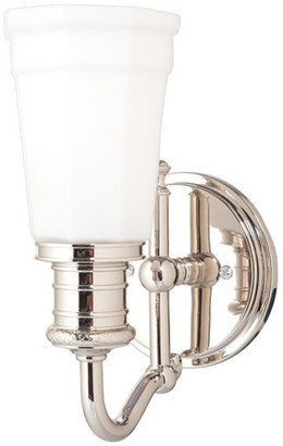 "Hudson Valley Lighting 2501 Bradford 1 Light 5"" Wide Bathroom Fixture"