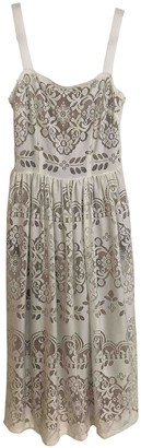 Collette Dinnigan White Dress for Women