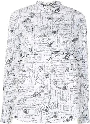 PortsPURE Handwriting Print Shirt
