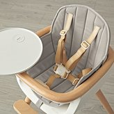 Grey Ovo High Chair Cover