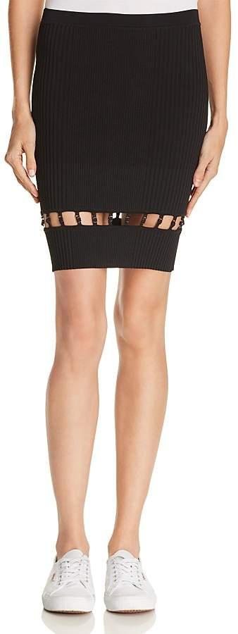 Alexander Wang Strap-Detail Skirt