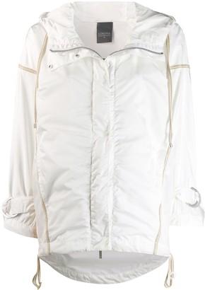 Lorena Antoniazzi Hooded Rain Jacket