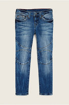 True Religion Toddler/Little Kids Rocco Moto Jean